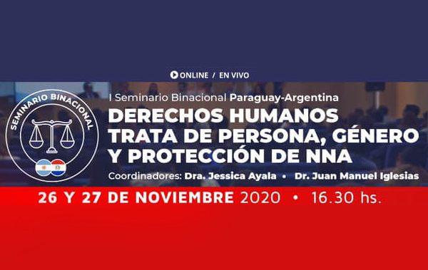 I Seminario Binacional Argentina-Paraguay