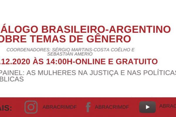 Diálogo Brasilero-Argentino sobre Perspectiva de Género
