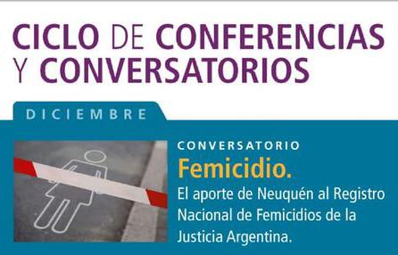 Conversatorio Femicidio